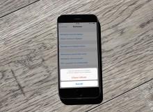 Effacer - Delete - Données - iPhone - iPad - Ptit Pepin