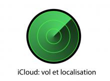 Ptit Pepin - iCloud - vol - localisation