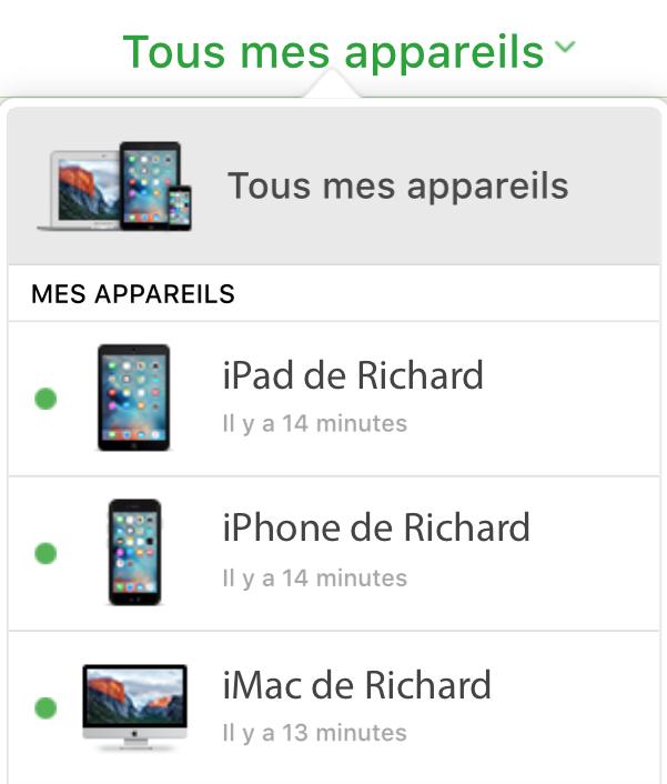iCloud - Localiser - Vol - Effacer - Ptit Pepin - Apple